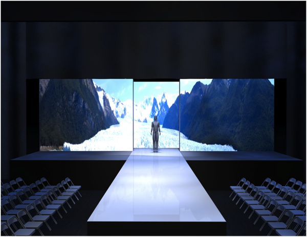 Fashion stage design google search stage design - Fashion show stage design architecture plans ...