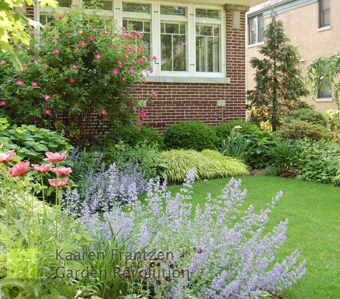 Portfolio Front Yard Serenity Garden Backyard