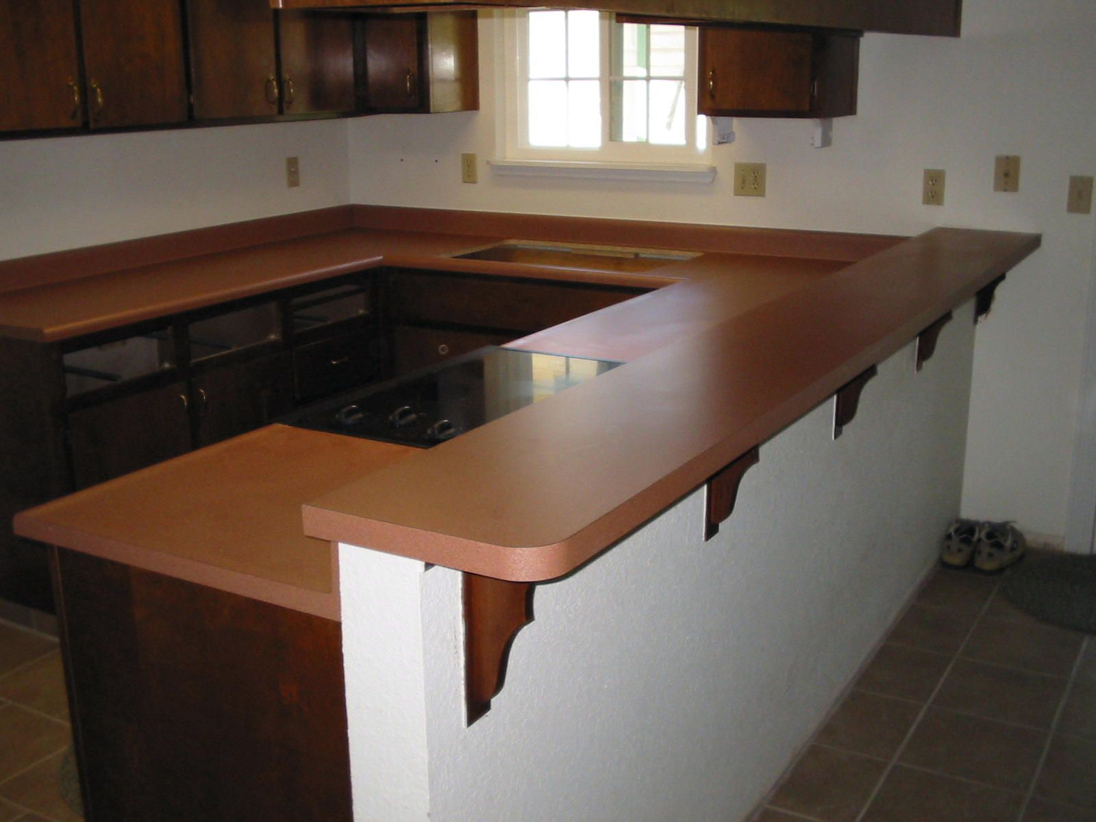 How To Build A Laminate Countertop Wilsonart Laminate Countertops Kitchen Countertops
