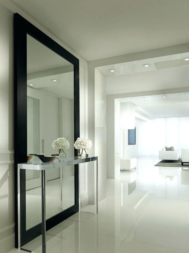 Floor To Ceiling Mirrors For Walls Winsome Inspiration Floor To Ceiling Mirrors Contemporary Full Contemporary Hallway Large Hallway Contemporary Floor Mirrors