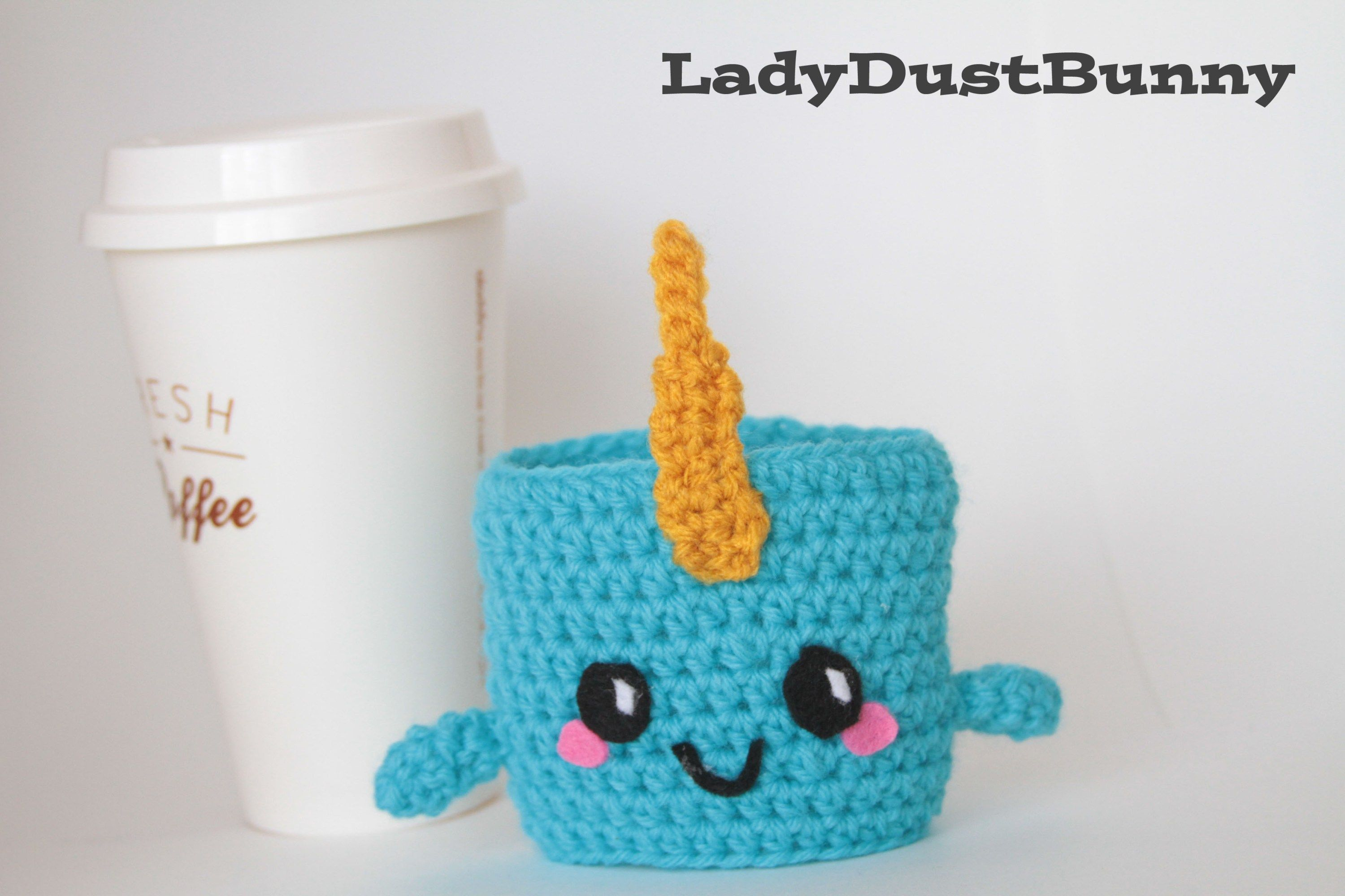 To download the PDF version, click here! Narwhal Coffee Sleeve ...