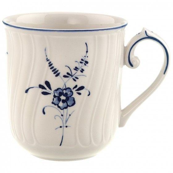 Old Luxembourg Coffee Mug Villeroy Boch Villeroy Schone Tassen Becher