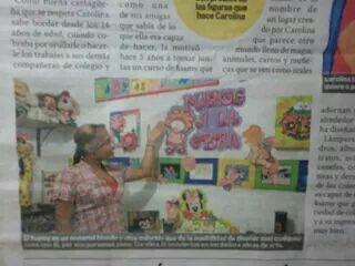 Periodico local.