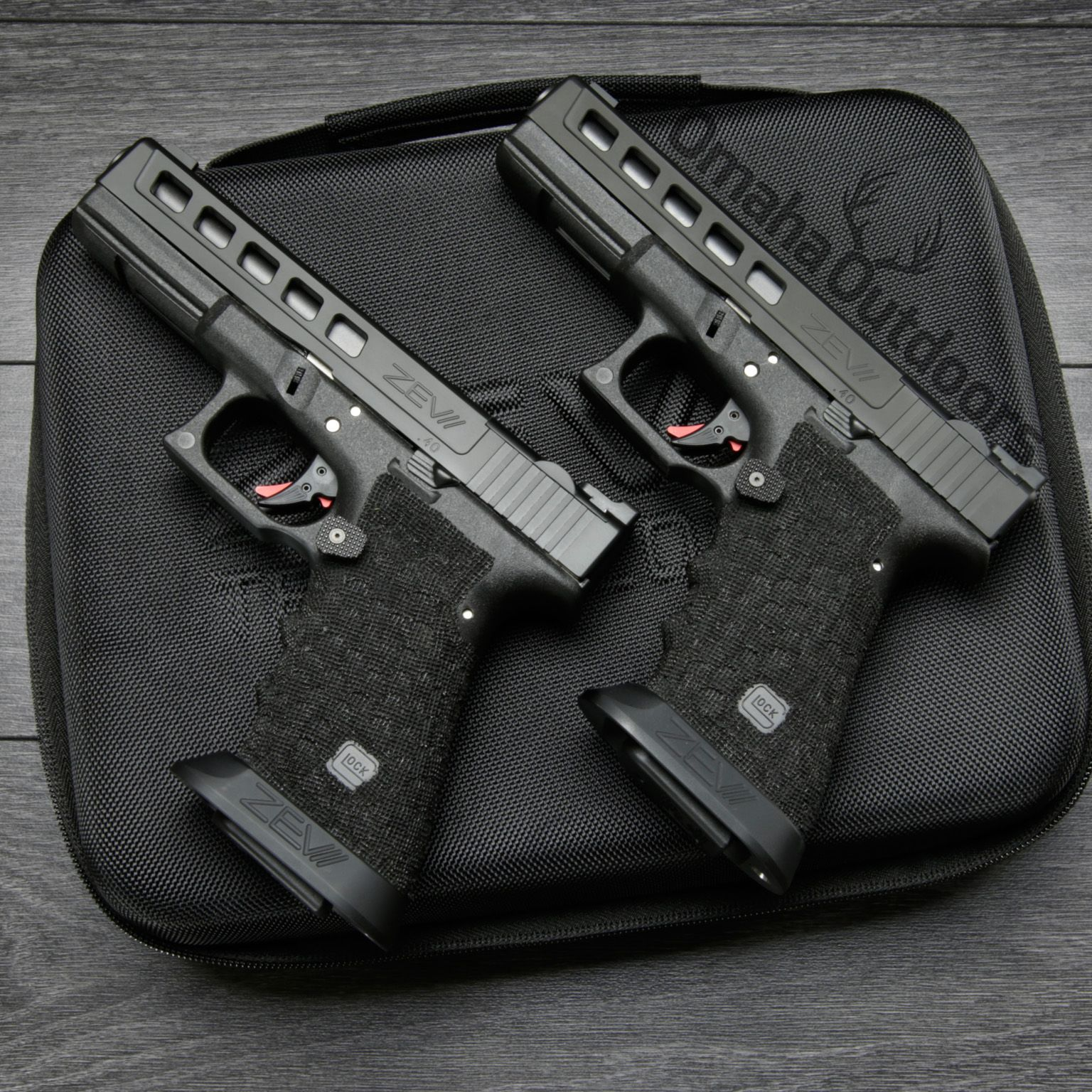 ZEV Technologies Glock 22 Dragonfly Pistols  Includes 9mm