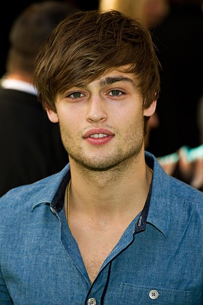 douglas booth just casually staring into your soul...no ...