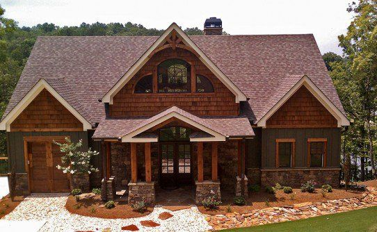 2000 Square Feet House Plans By Rustic House Plans Mountain House Plans Lake House Plans
