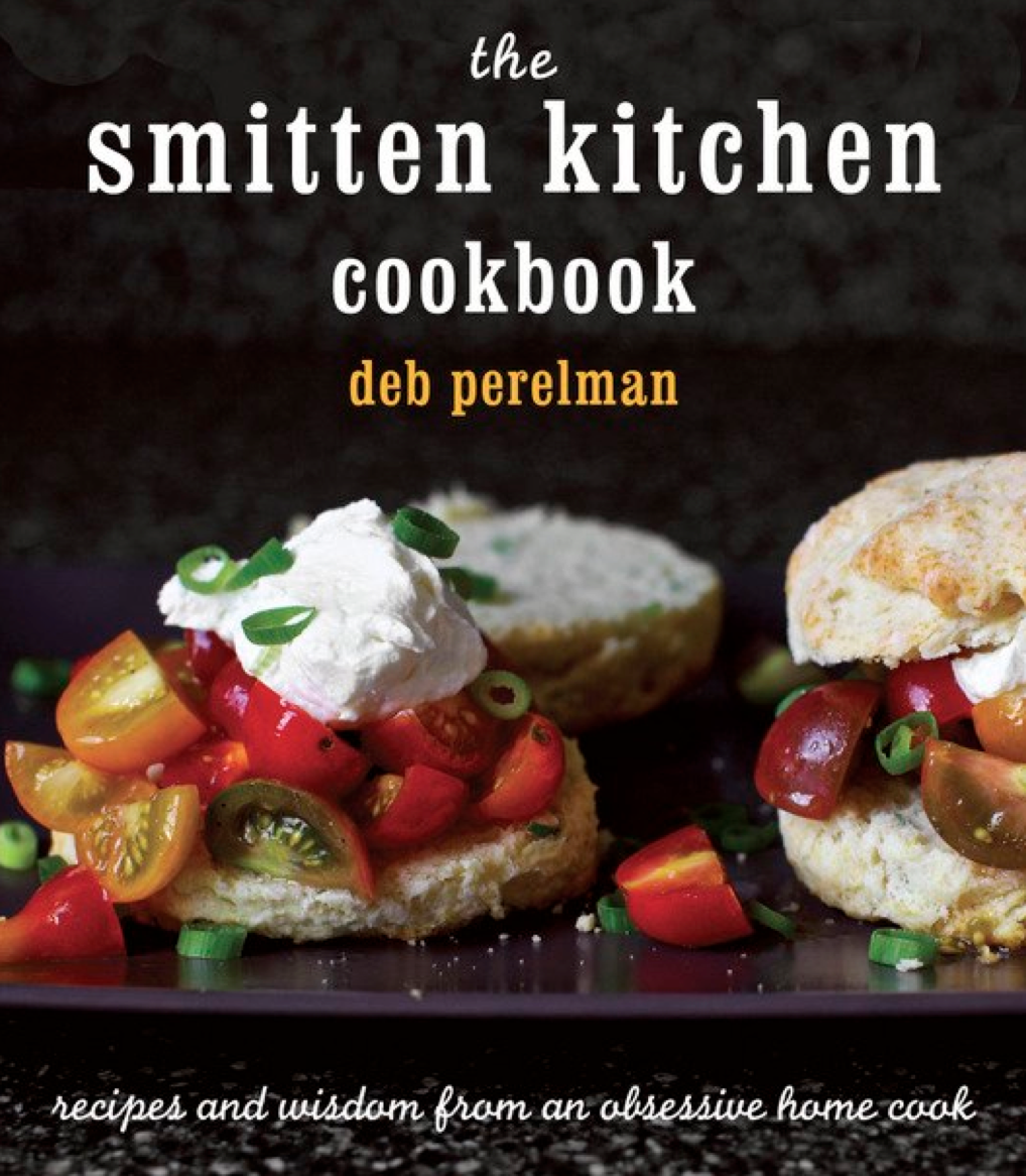 favorite cookbook : smitten kitchen
