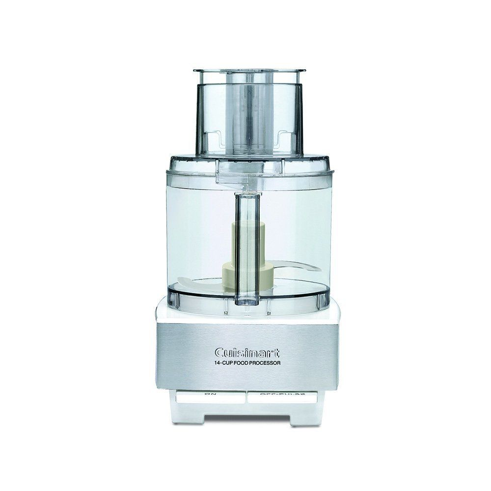 Cuisinart dfp14bcwny 14cup food processor brushed