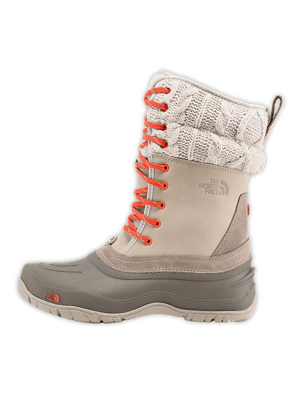 607216c72 The North Face Women's Shoes WOMEN'S SHELLISTA LACE LUXE MID | Shoes ...