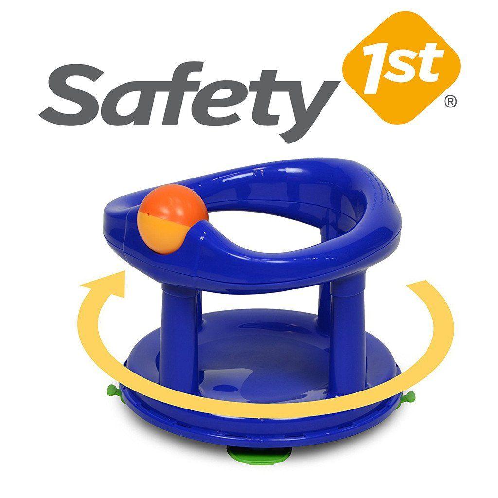 Safety 1st Swivel Baby Bathtub Seat Dark Blue Baby bath