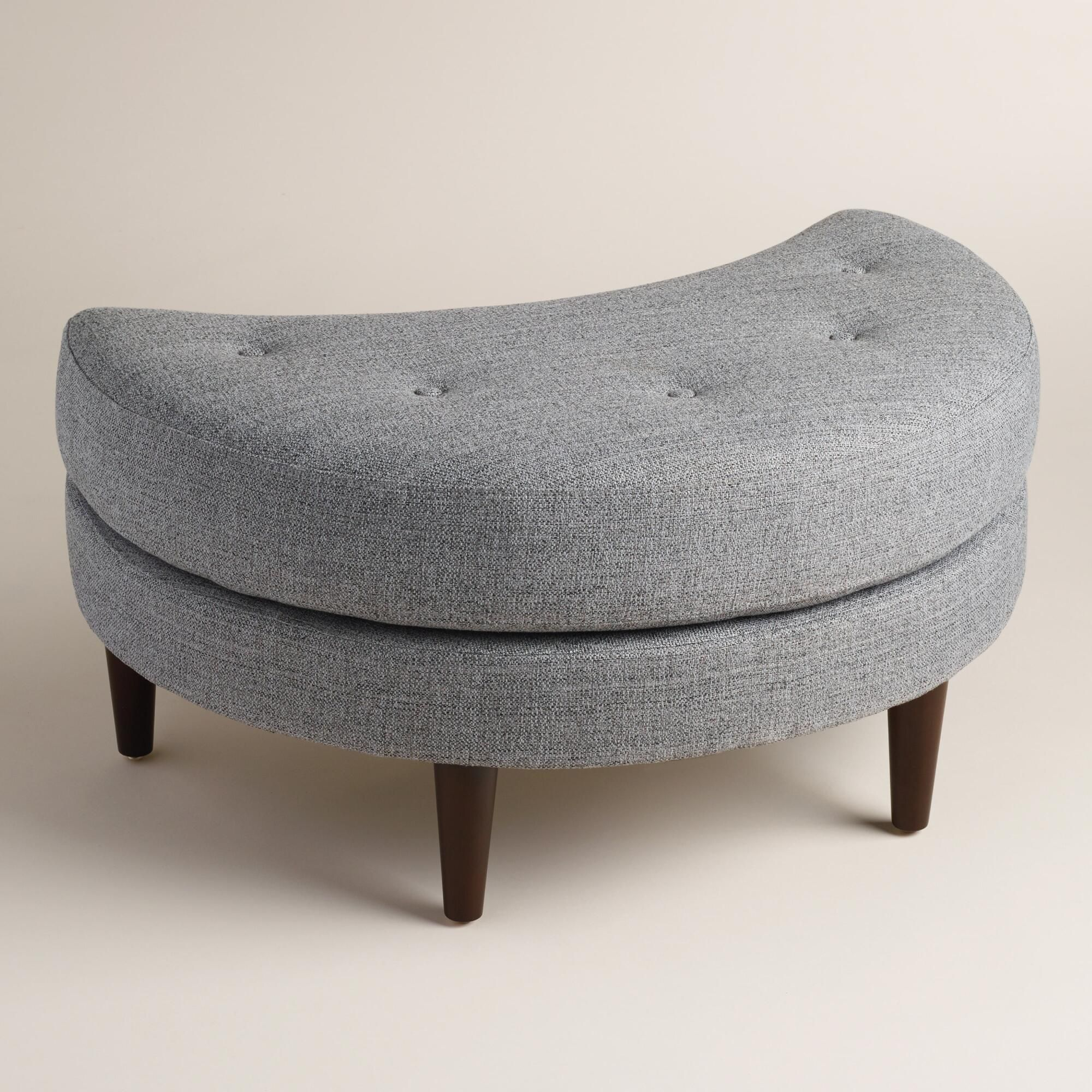 Make A Mid Century Style Statement With Our Ottoman