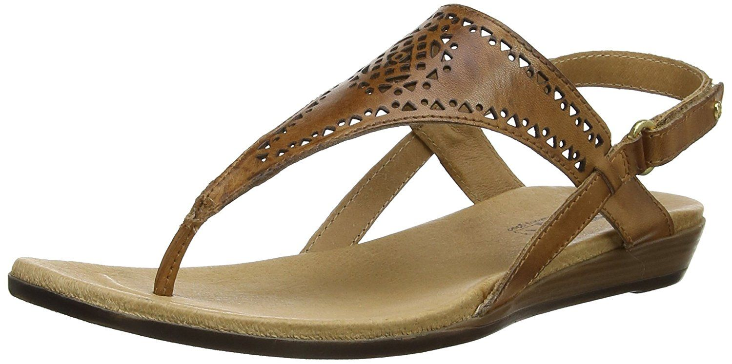 Pikolinos Women's Alcudia Slingback Thong Sandal * You can find out more details at the link of the image.