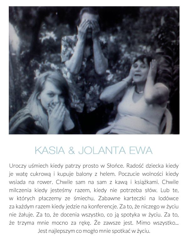 Kasia i Jolanta Ewa