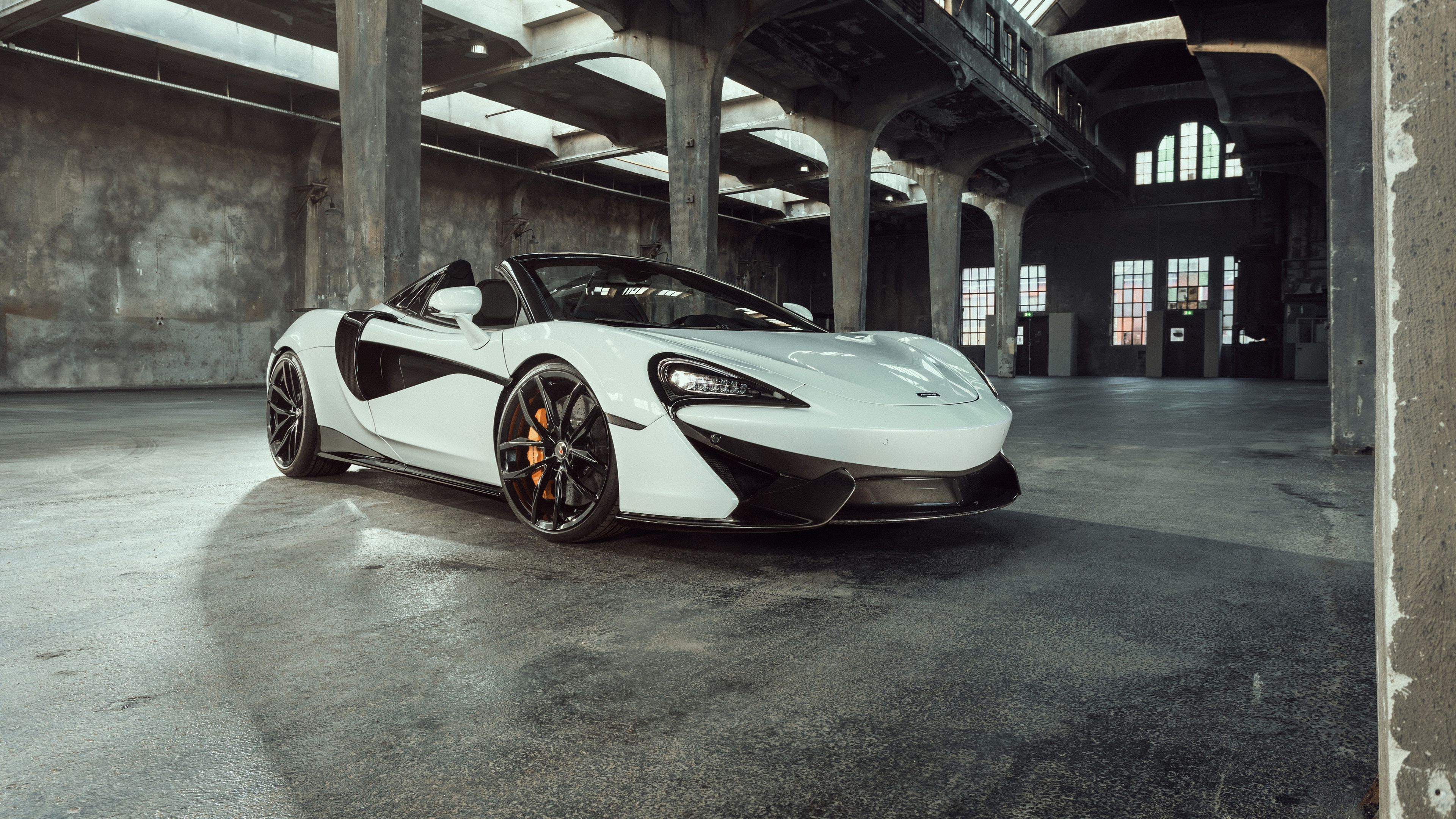 Wallpaper 4k Novitec Mclaren 570s Spider 2018 2018 Cars Wallpapers