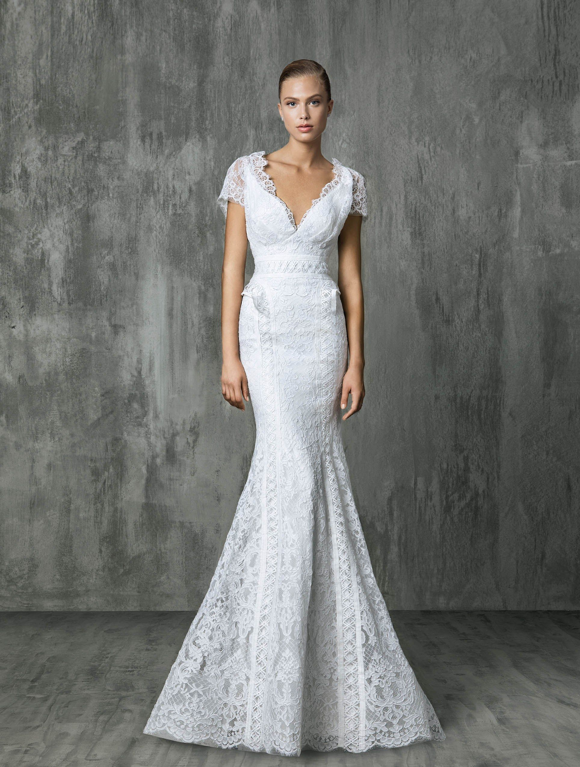 Victoria kyriakides bridal u wedding dress collection fall
