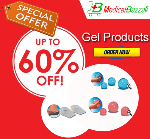 We are here with Excellent #Offer. Buy Gel Products & Get up to 60% #OFF - http://bit.ly/2d4Uytn