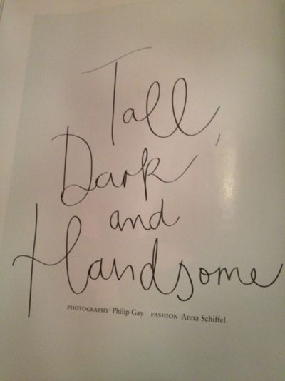 Tall, dark and handsome | Handsome quotes, Men quotes