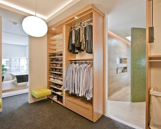 Closet Organization Ideas For Small Walk In Closets in