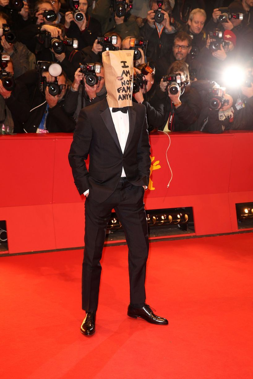 ''I'm Not Famous Anymore'': Shia LaBeouf Arrives At Berlin