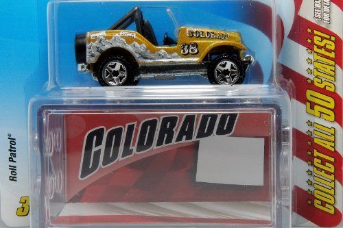 Hot Wheels Connect Cars Colorado Roll Patrol 1:64 Scale by Mattel. $0.80