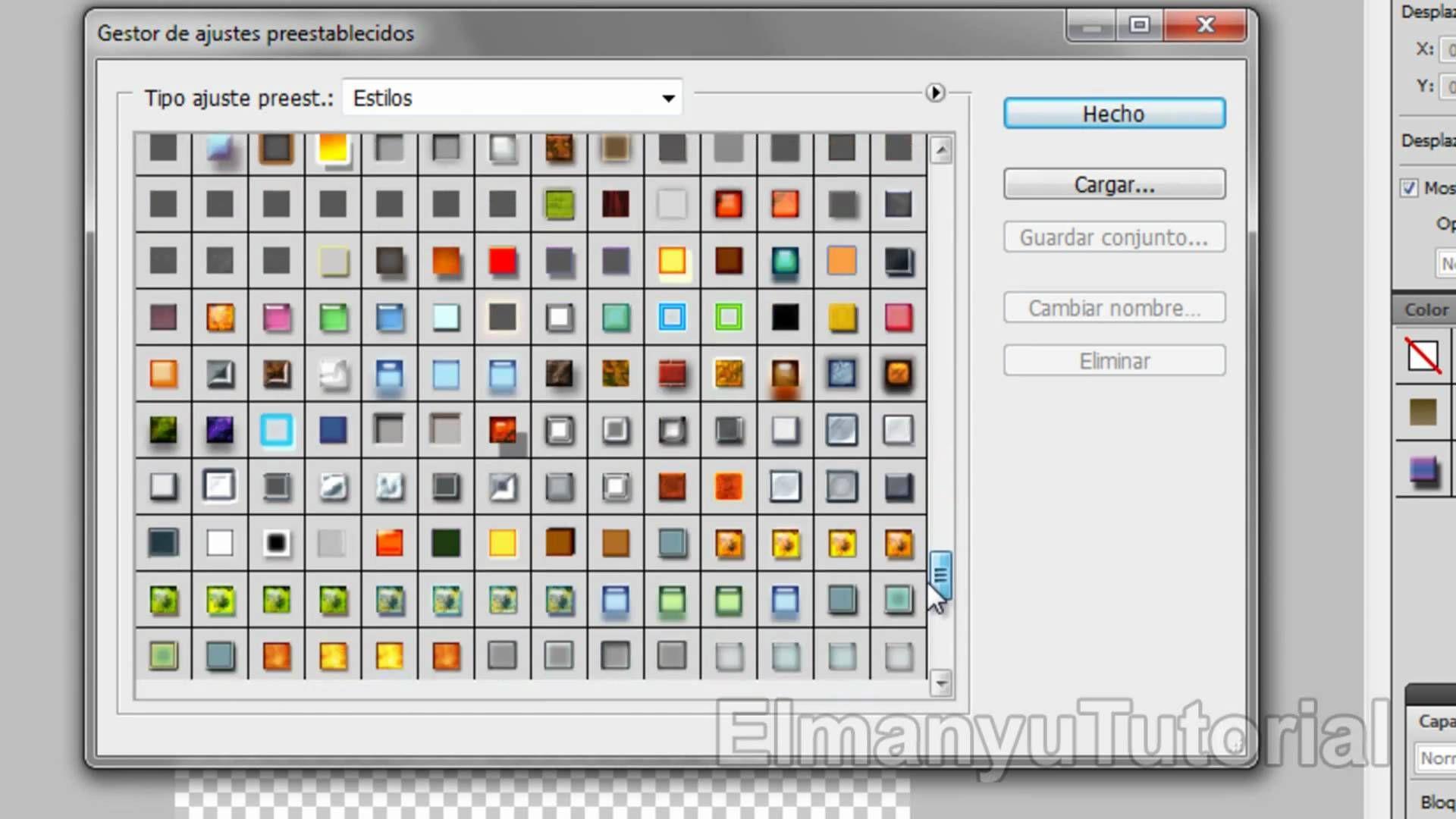 Descargar e Instalar Estilos Para su Photoshop CS [Mediafire]