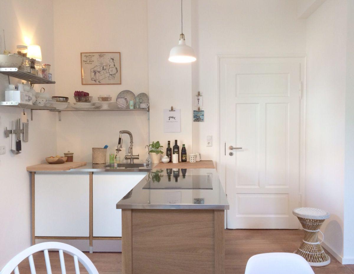 Juniküche   Schöne küchen, Kleine küche, Küche einrichten