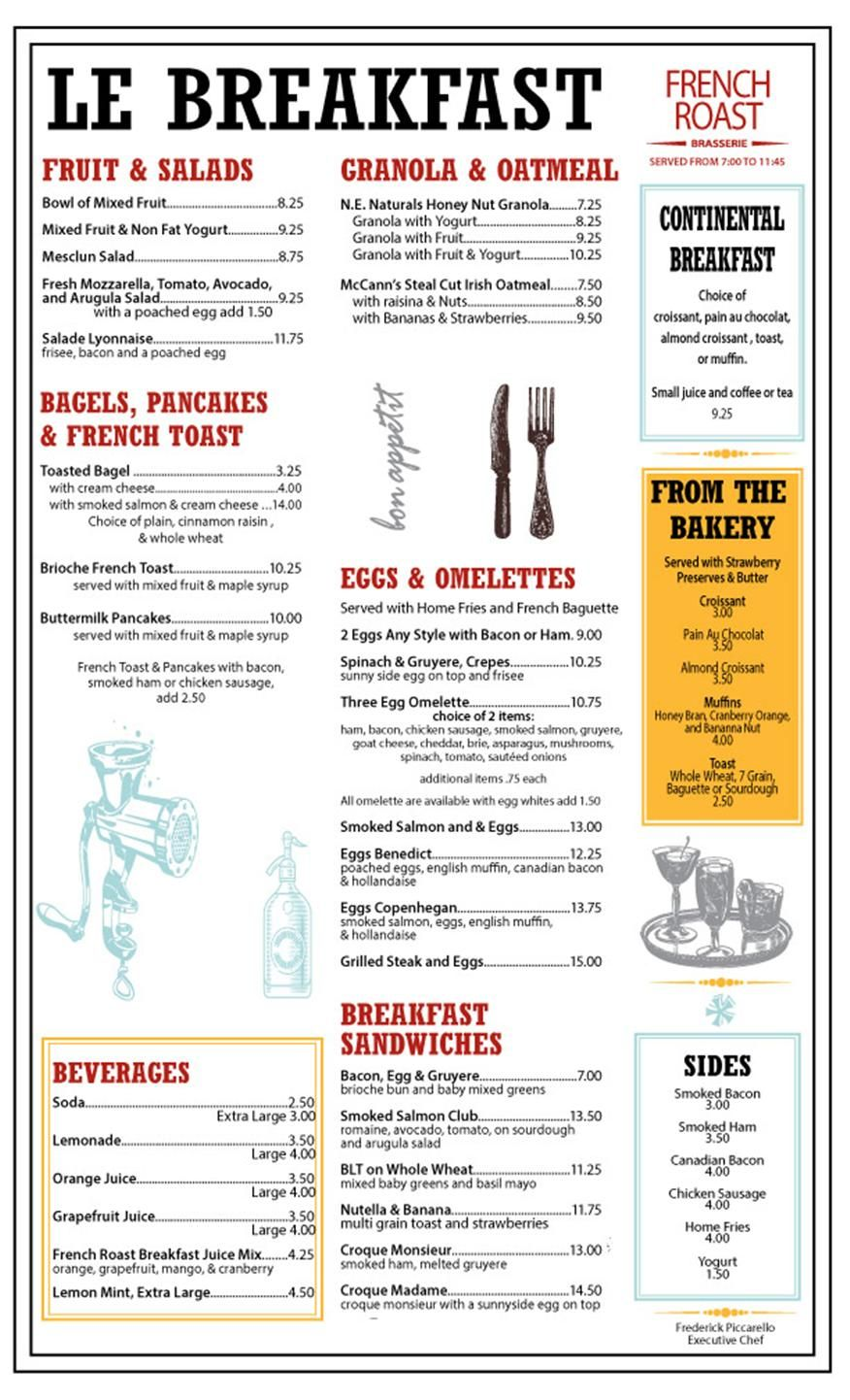 Image result for french cafe menu | Catering For $$ | Pinterest ...