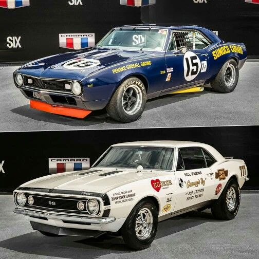 Significant Chev Race Cars