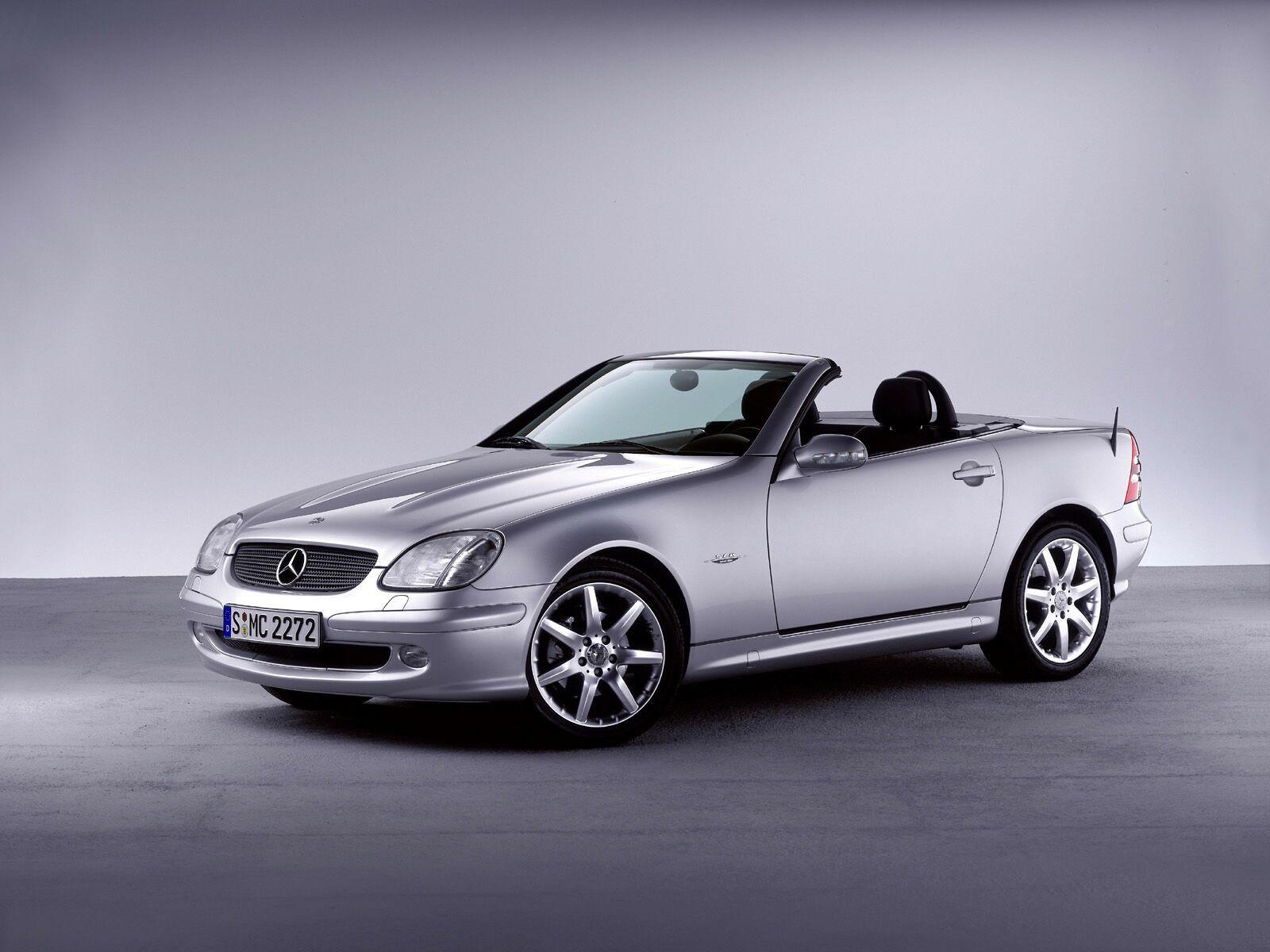 Mercedes Benz Slk Class R170