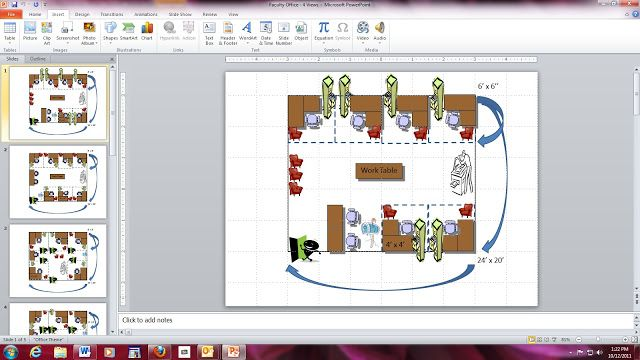 View the grid lines in PowerPoint to create \ - graph paper powerpoint