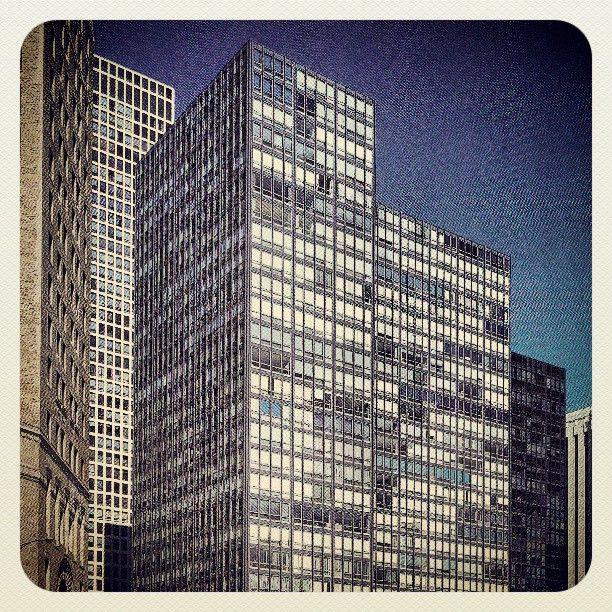 Ludwig Mies Van Der Rohe Lakeshore Drive Apartments