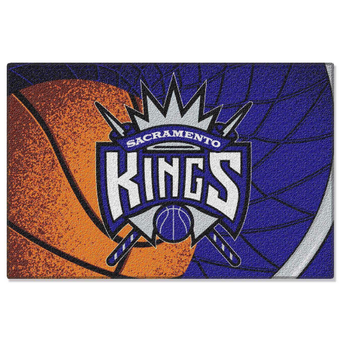 NBA Sacramento Kings Novelty Rug