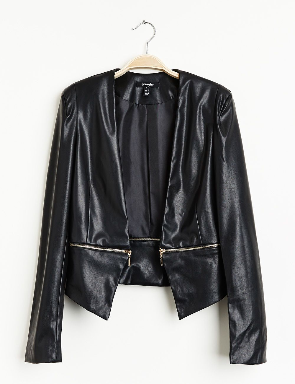 Jennyfer veste cuir