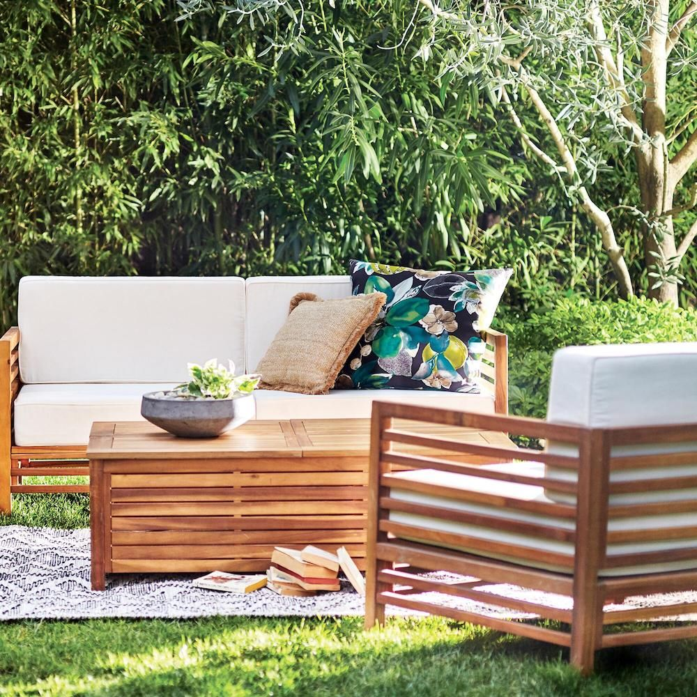 The 10 World Market Outdoor Products You Need To Get Summer Ready Backyard Furniture Rustic Outdoor Furniture Used Outdoor Furniture