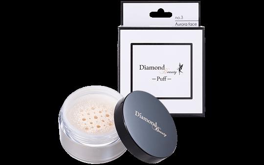 Diamond Beauty - Puff 03 Aurora Face (Whitening)