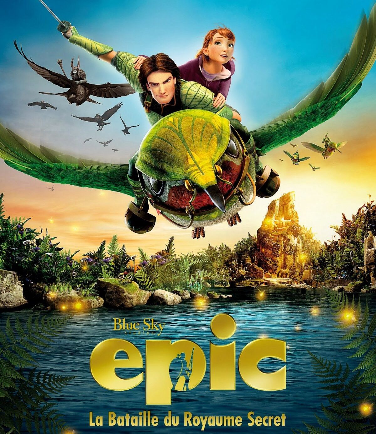 EPIC! (Really an epic movie!) ;) Epic movie, Free movies