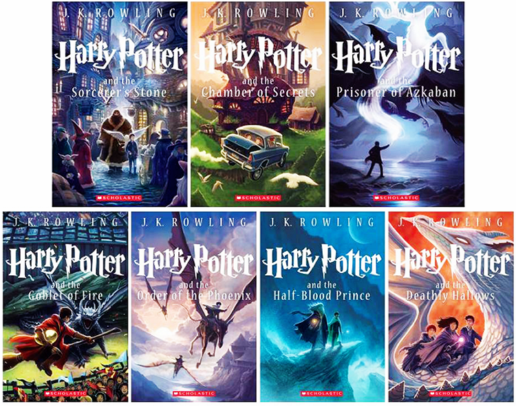 Retrospective Of Harry Potter Book Covers Potter Talk Harry Potter Book Covers Harry Potter Audio Books Harry Potter Books