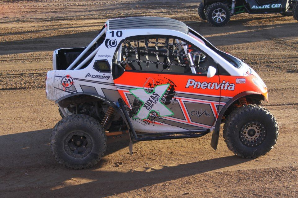 Smart Pick Up 4x4 By Jb Racing