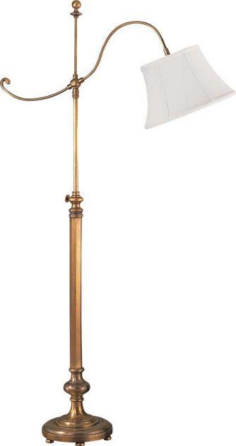 Circa Lighting OVERSEAS ADJUSTABLE HEIGHT DOWNBRIDGE FLOOR ...