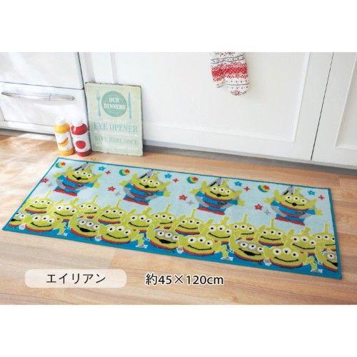 ミッキーマウスのキッチンマット ディズニー