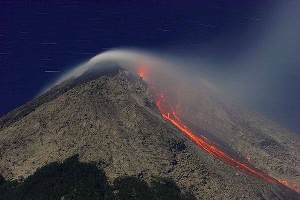 اخطر 10 براكين حول العالم Volcano Natural Landmarks World