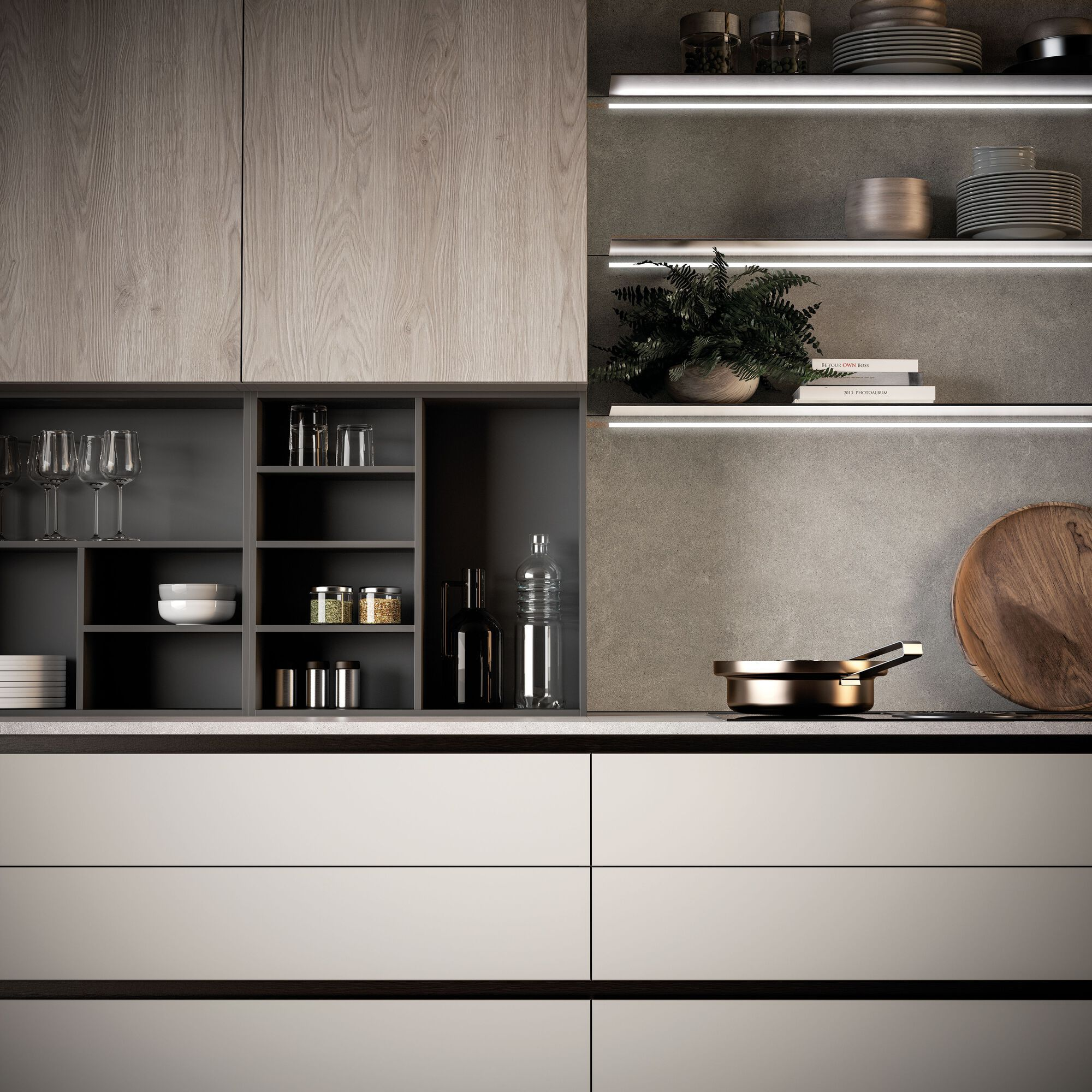 Moving Away From Modular Cabinetry - Retreat Desig