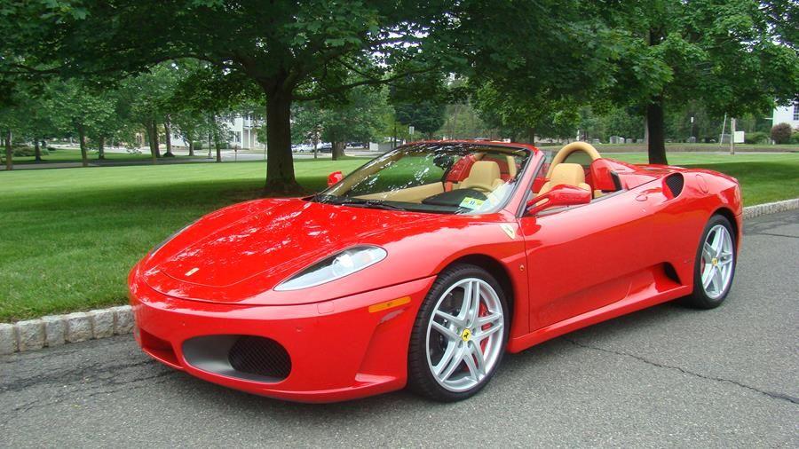 2008 Ferrari F430 Spider With 4300 Miles Ferrari F430 Spider