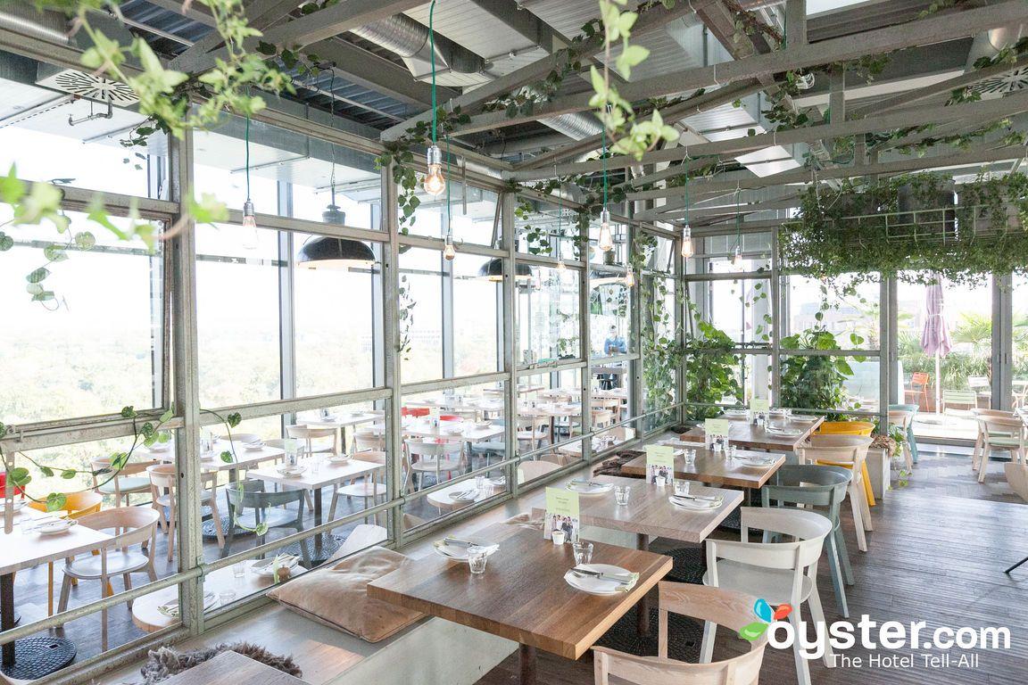 Restaurant BikiniTrends Hotel The 25hours Neni Berlin At W2EH9ID