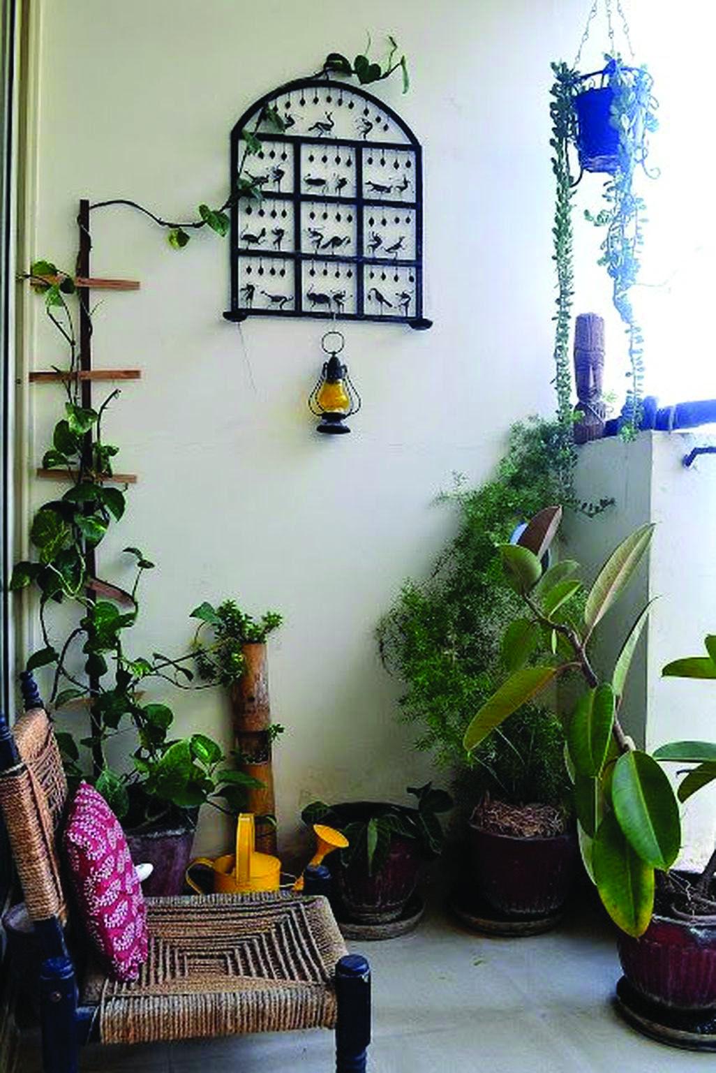 Cool And Contemporary Cactus Balcony Garden Ideas Made Easy Balcony Decor Indian Home Decor Small Balcony Decor