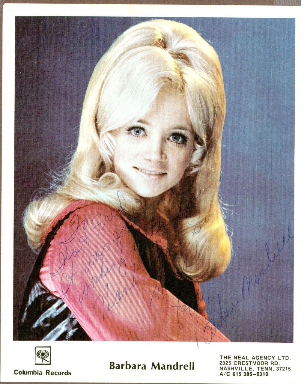 barbara mandrell songs