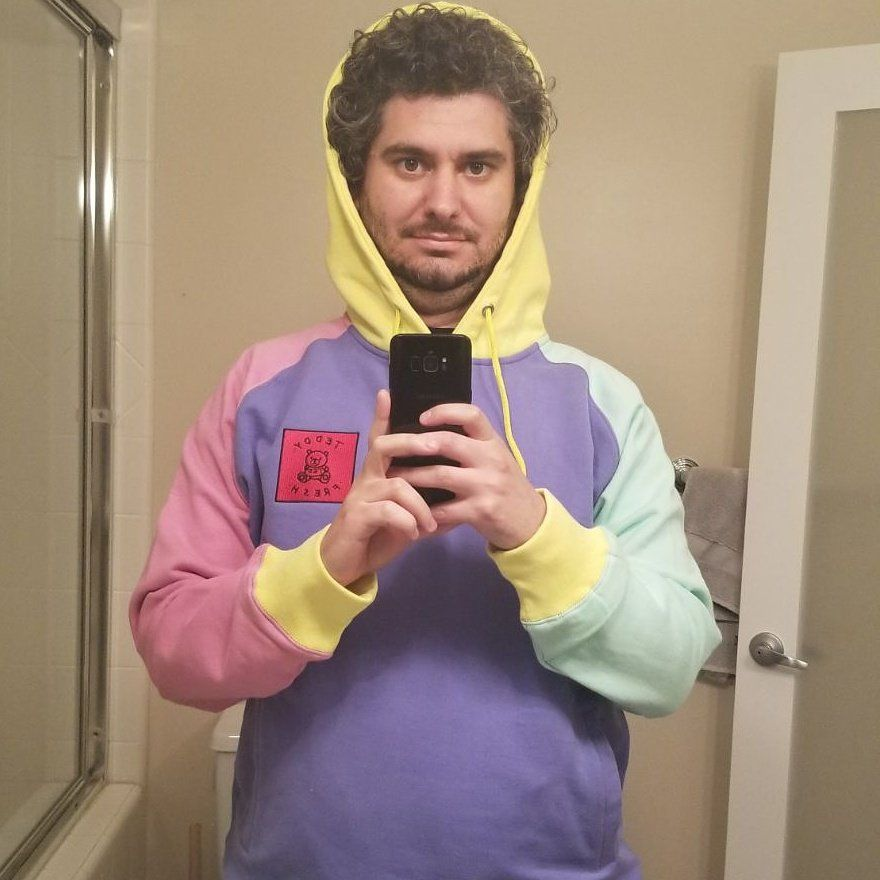 3eeddf7ce15 New look on H3H3 s new merch  Teddy Fresh  WHAT UP