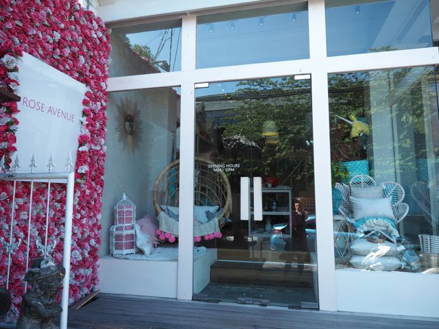 Bali Shopping Rose Avenue Bali Pinterest