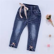 b38140fb9bc3 Resultado de imagen para pantalones jeans para ninas | MODA NIÑOS ...