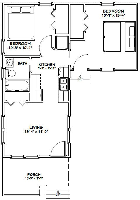 92bb47fab864f37162778a98880bd8d6 - 27+ Small House Design With One Room Pictures